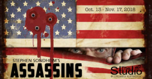 Stephen Sondheim's ASSASSINS