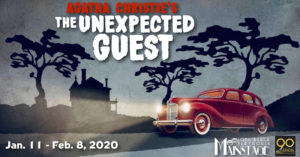 Agatha Christie's THE UNEXPECTED GUEST